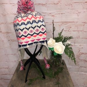 Old navy knit hat adult Large XL